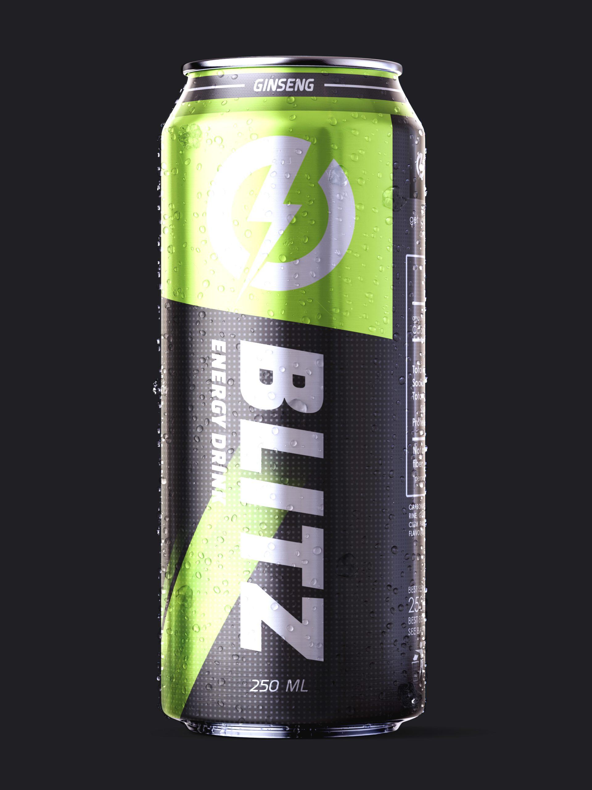 Blitz can green