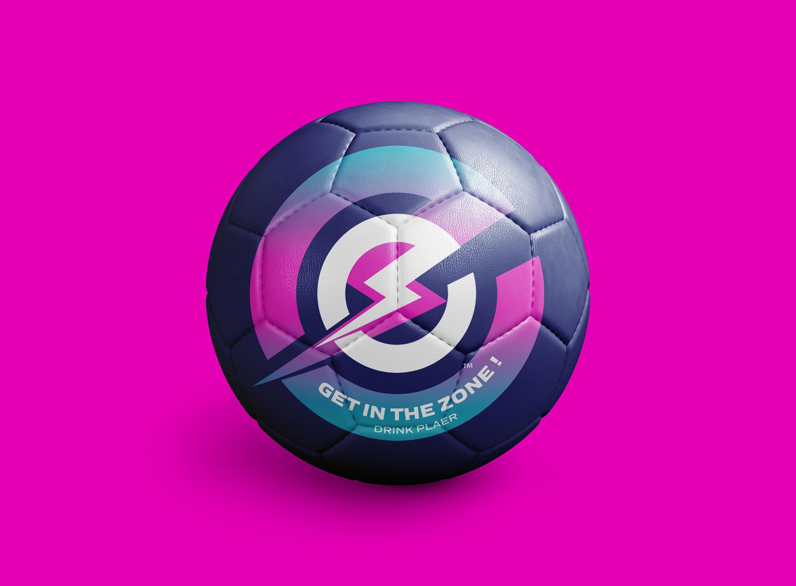 Soccer Ball Plaer 2