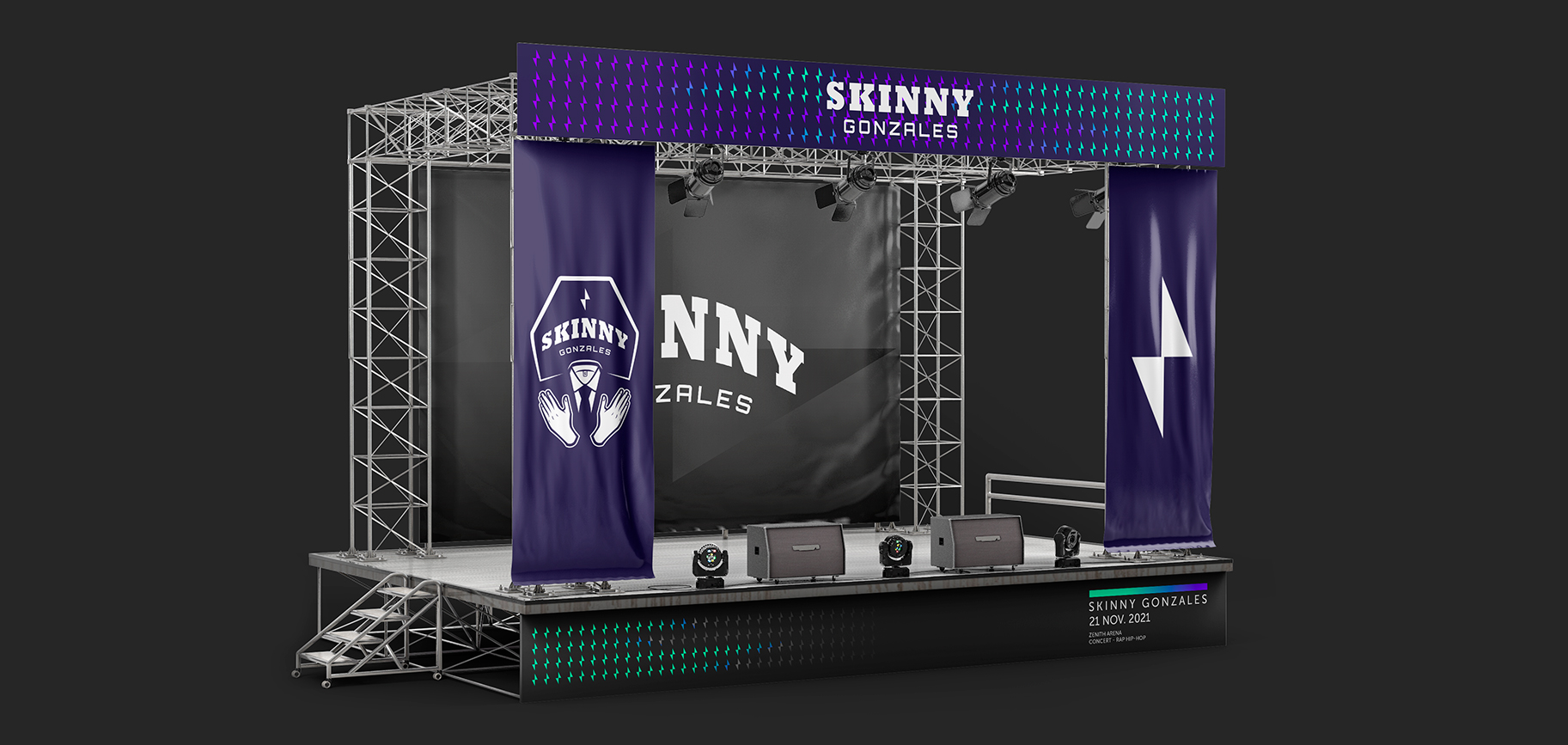 Skinny-stage